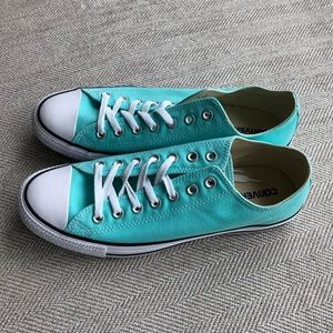 4ab25089a1a4bc Converse Shoes - Converse All Star Chuck Taylor Low Tops Light Aqua
